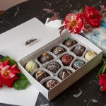 The Truffle Shop 12 box chocolate truffles
