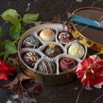The Truffle Shop 8 round box chocolate truffles