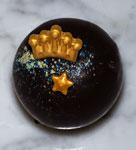 The Black Pearl Chocolate Truffle