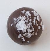 Truffle Shop Salty Dawg Bitter-Sweet Chocolate Truffle