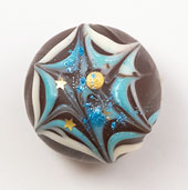 The Truffle Shop Starry Starry Knight chocolate truffle